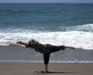 Susan-yoga-beach2 crop